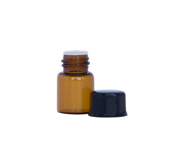 2ml Amber Glass Vial