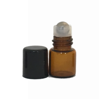 1ml Amber Roller Bottle