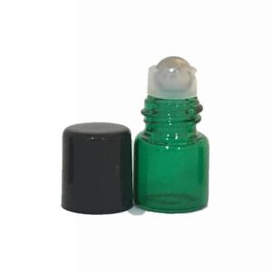 1ml Green Roller Bottles