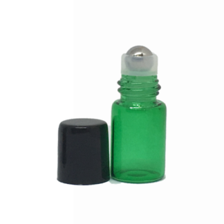 2ml Green Roller Bottle