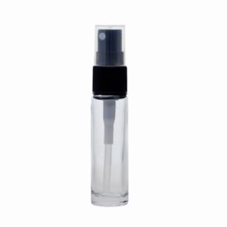 10ml Clear Glass Fine Mist Spray